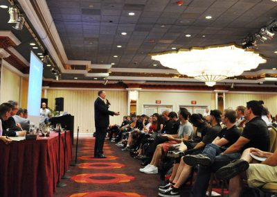 I was selected as a featured speaker at the All Star Emcee Sminar in Atlantic City, NJ