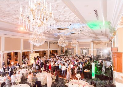 When we say we pack a dance floor, we really mean it!